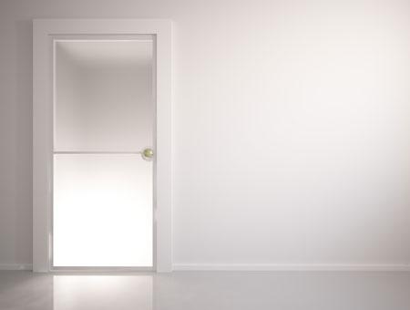Puertas de cristal madrid correderas a medida - Puertas abatibles cristal ...